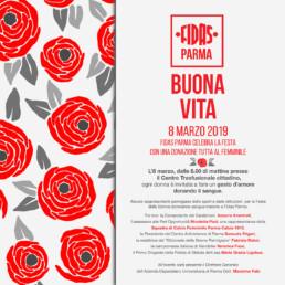 invito 8 marzo 2019 fidas parma