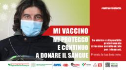 influenza 2020: vaccinazione donatori