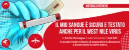 In Emilia-Romagna è stato introdotto il test NAT per il West Nile Virus